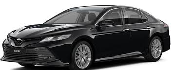 Toyota Camry (2018-2021 year of production)