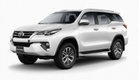 Toyota Fortuner (Brand new category, 2016-2019 year of production)