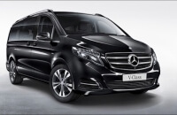 Mercedes Viano (Brand new category, 2016-2019 year of production)